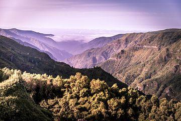 gebergte in Madeira