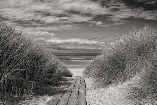 Strandopgang - Strandovergang