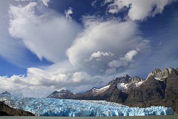 Grey gletsjer von Antwan Janssen