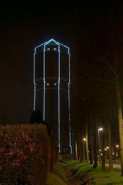 A disused water tower in Winterswijk von Tonko Oosterink