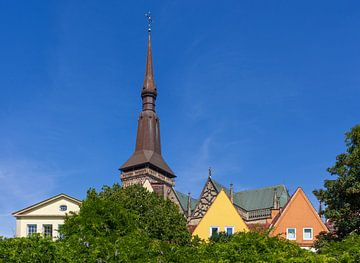 Marienkirche , Osnabrück, Basse-Saxe, Osnabrück, Allemagne, Europe sur Torsten Krüger