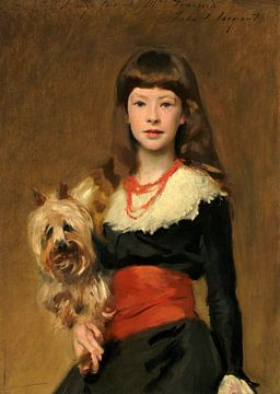 Miss Beatrice Townsend, John Singer Sargent