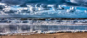 Stormy Beach von Alex Hiemstra