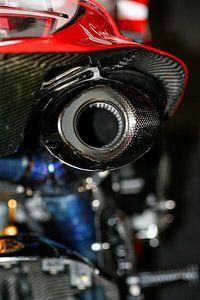 Motorsport van