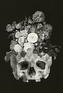 Skullflowers van Marja van den Hurk