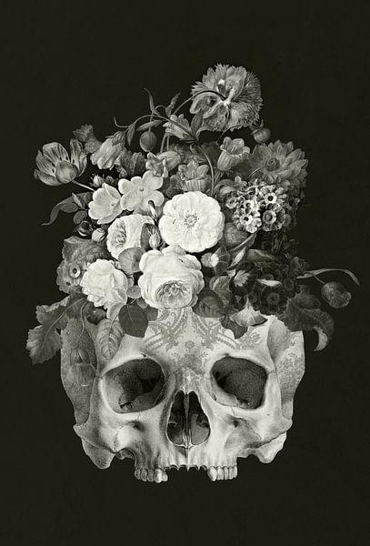 Skullflowers von Marja van den Hurk