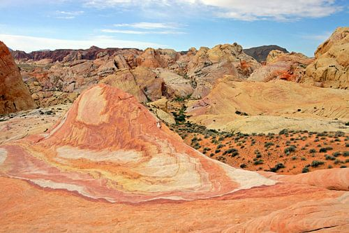 Crazy Hill, Valley of Fire