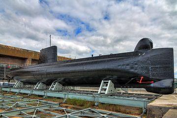 Keroman basis onderzeeër Flore von Dennis van de Water