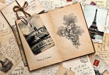 Souvenirs de voyages à Paris