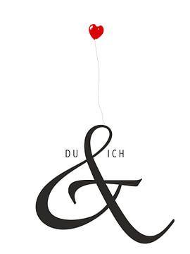 L'amour - Toi et moi sur Dirk H. Wendt