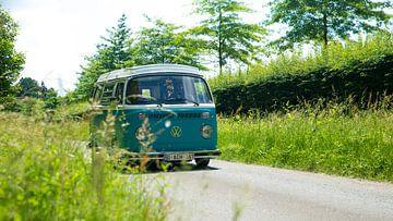 Oldtimer rondrit VII VW Kever van van