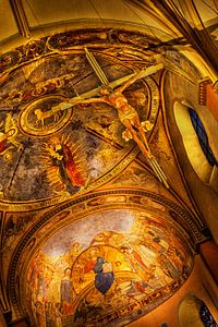 Jezus in Sint Servaasbasiliek