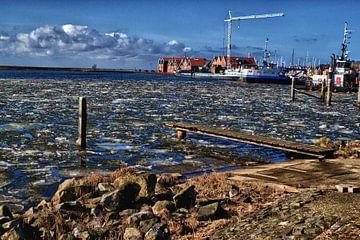 Prachtig vissers dorpje van foto-fantasie foto-fantasie
