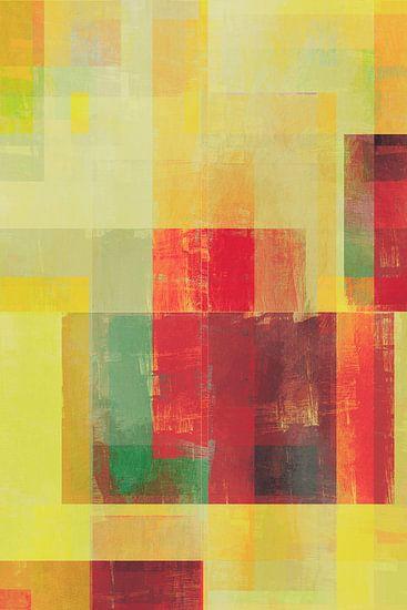 Abstract geometry No. 22 van Pascal Deckarm