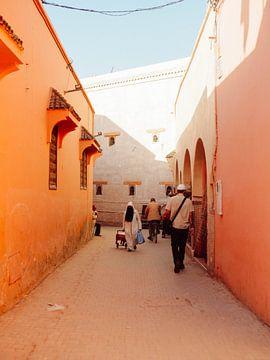 Kleurrijke straten van Marokko van EJ Capturing