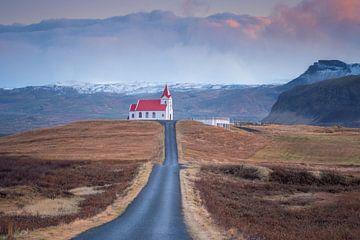 Isländische Kirche von Jurjen Veerman