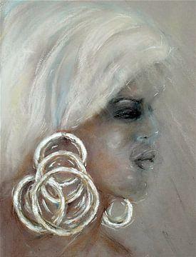 I love my earrings! van Ineke de Rijk