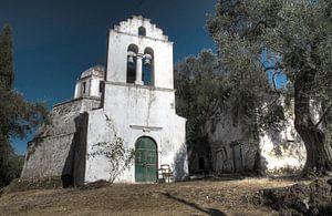 Grieks Kerkje op Corfu