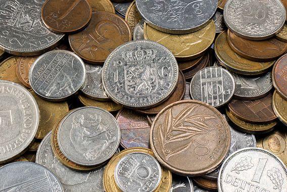 Oud munt geld