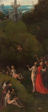 Paradis terrestre (Jardin d'Eden), Jérôme Bosch