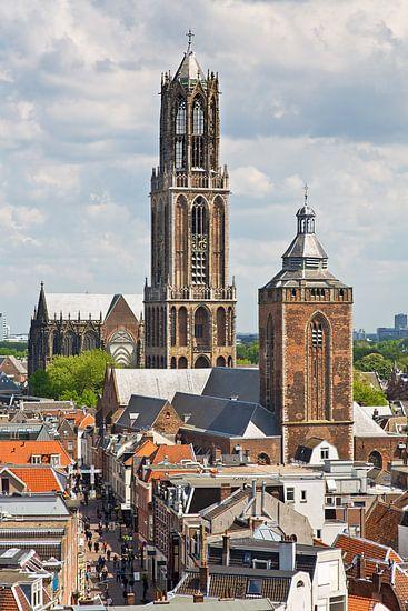 Domtoren en Buurtoren Utrecht