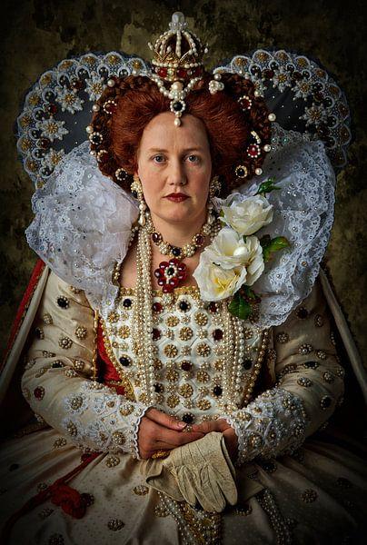 renaissance portret van Martin Rijpstra