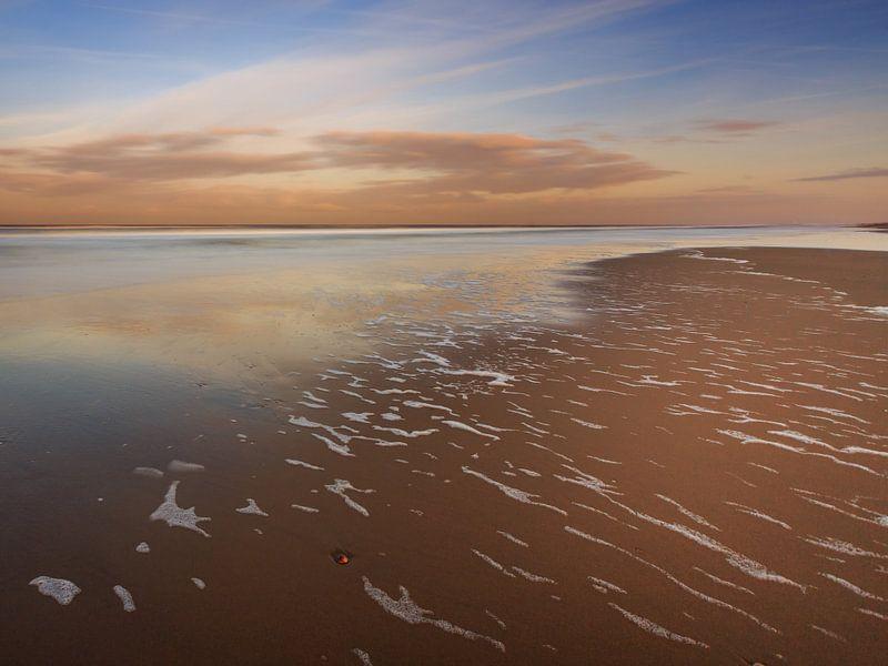 Zand, zee, wind en schuim