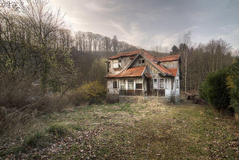 Pipi Langkous huis van Truus Nijland