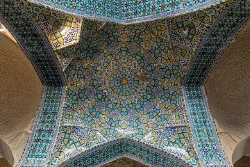 Iran: Vakil Mosque (Shiraz) van Maarten Verhees