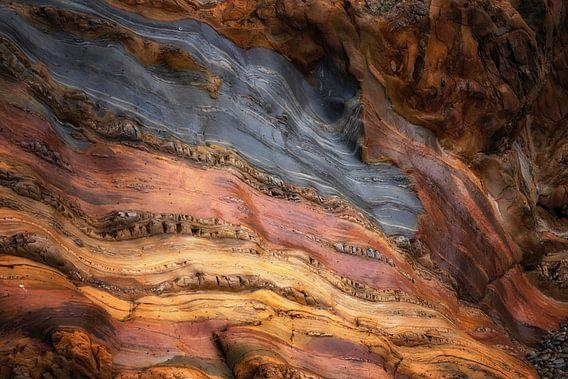 Nature as an artist in Asturias Spain
