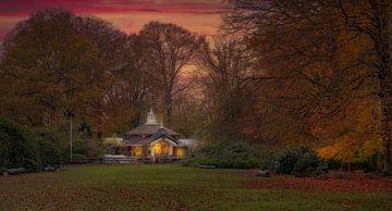 Theehuis in het bos... van EricsonVizcondePhotography