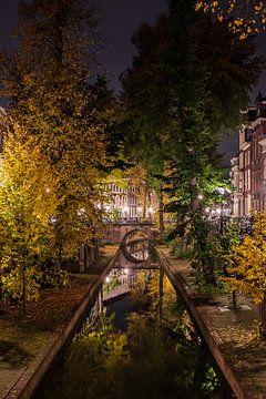 Utrecht herfst 7 van John Ouwens