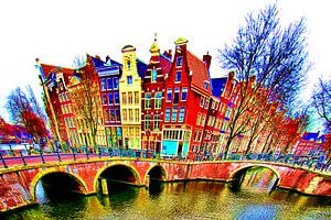 Colorful Amsterdam #116