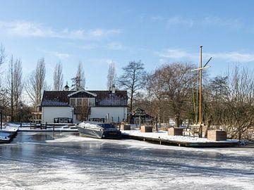 Een mooie winterwoning van Max van Veghel