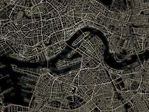 Carte Lumiere de Rotterdam