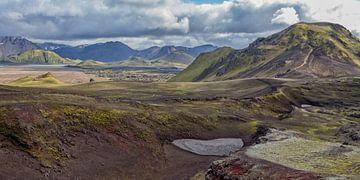 Ljótipollur Islande sur Cor de Bruijn