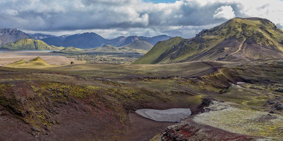Ljótipollur IJsland van Cor de Bruijn
