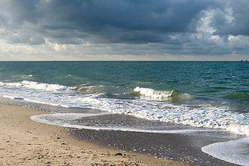 De Zeeuwse kust III van Maren Oude Essink