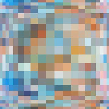 Rechtecke Pastell von Marion Tenbergen