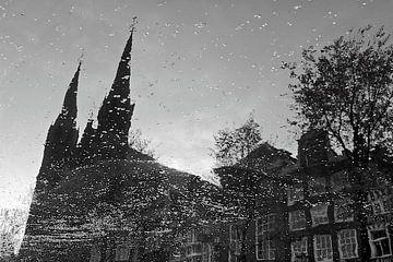 Amsterdam De Krijtberg kerk van Marianna Pobedimova