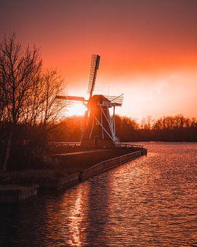 Sonnenuntergang von Arnold Maisner