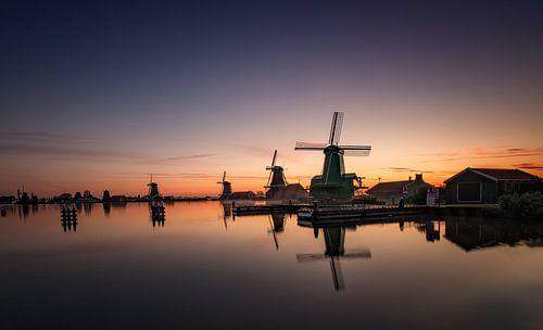Een kaart uit Nederland