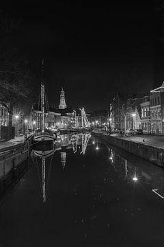 Hoge en Lage der A in Groningen von Harry Kors