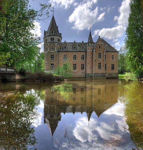 Kasteel Renesse te Oostmalle Belgie van