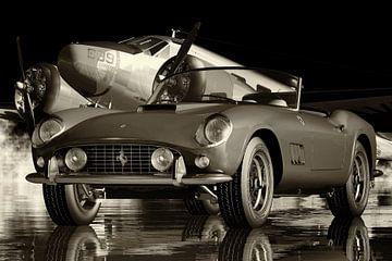 Ferrari 250GT Spyder Kalifornien 1960
