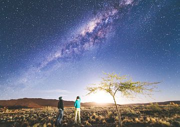 Namibische nachten van Brian Decrop