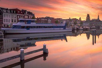 De haven van Leiden van Richard Nell