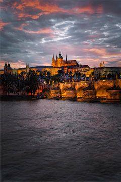 Prague Castle 2 von Iman Azizi