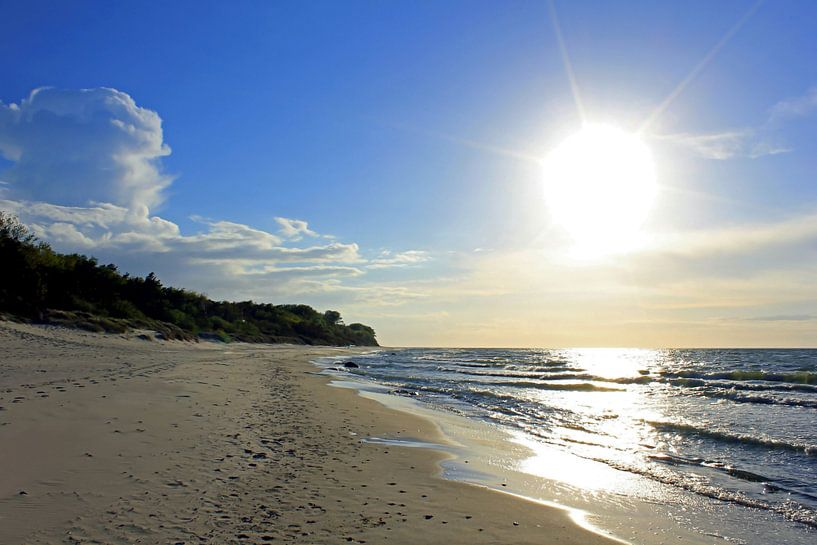 Im Gegenlicht van Ostsee Bilder
