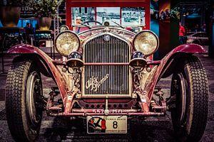 Pre-war Alfa Romeo 8C 2300 1932